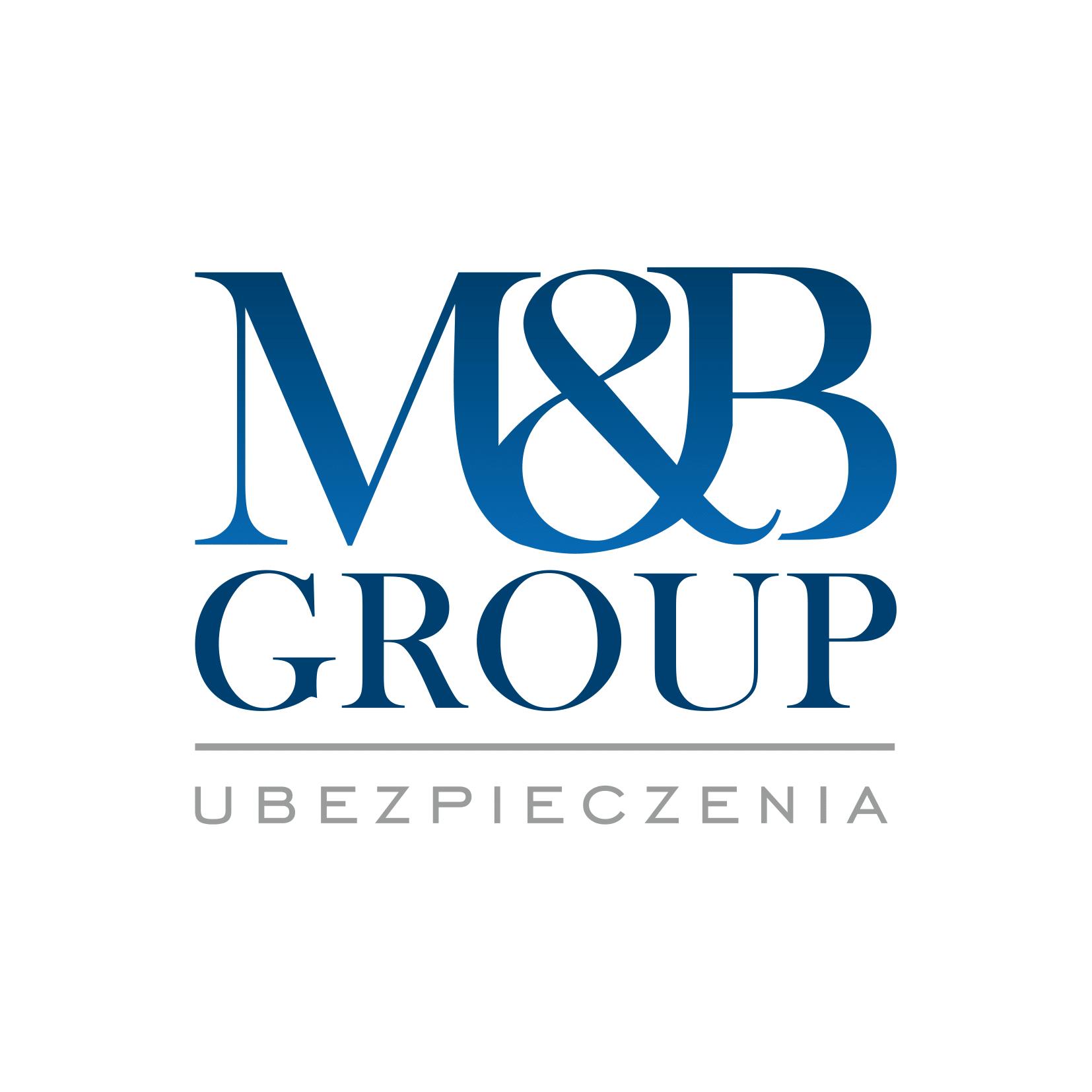 M&B Group Ubezpieczenia Logo